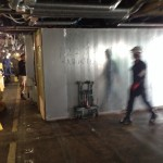 Modular cabins installation 09